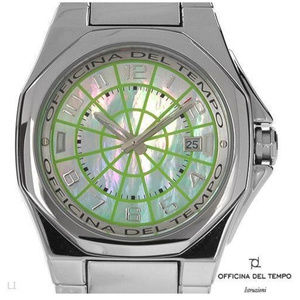 $695 OFFICINA DEL TEMPO MADE IN ITALY MENS WATCH!!